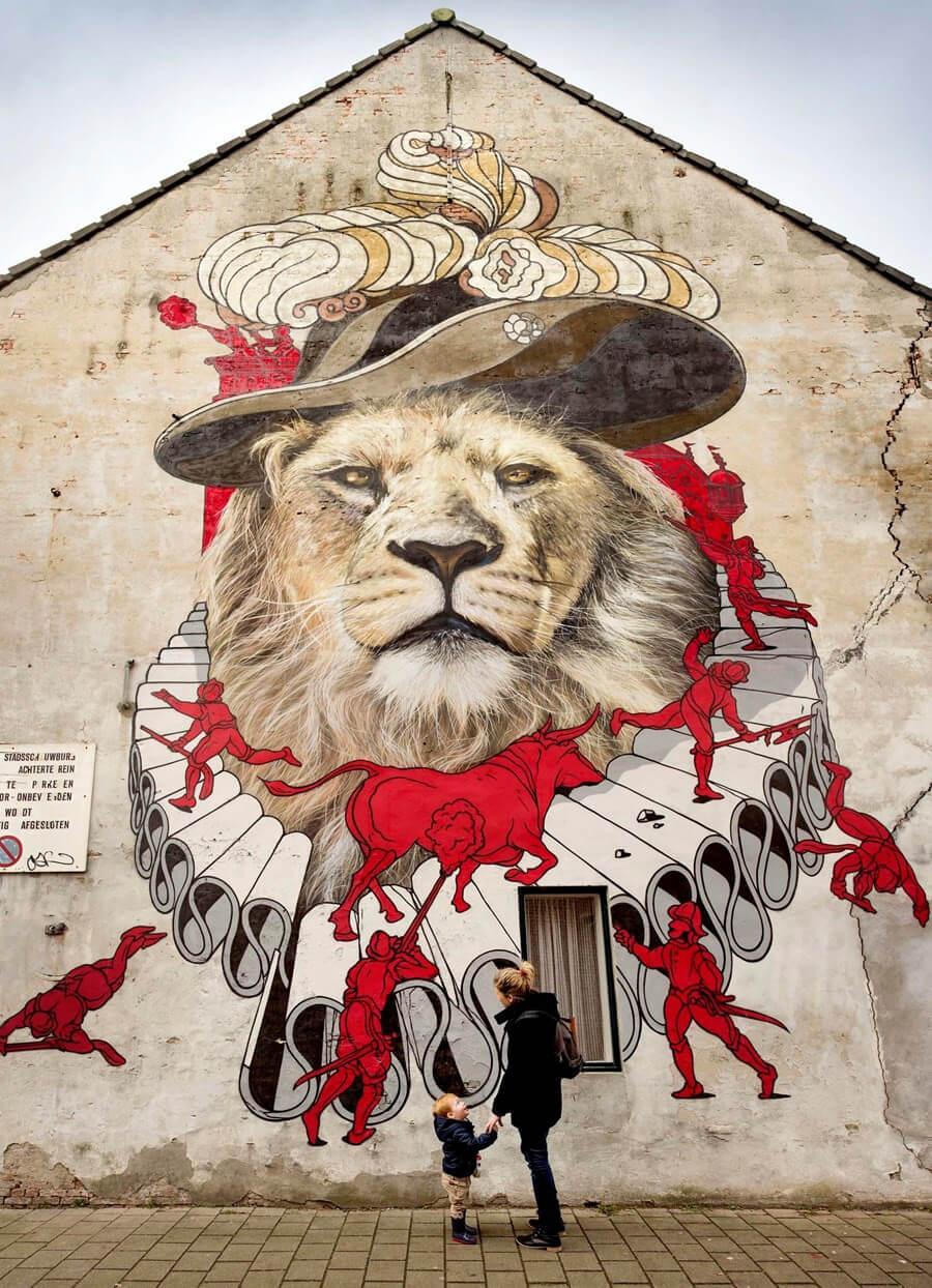 Dit is Breda - Blind Walls Gallery | Breda Business